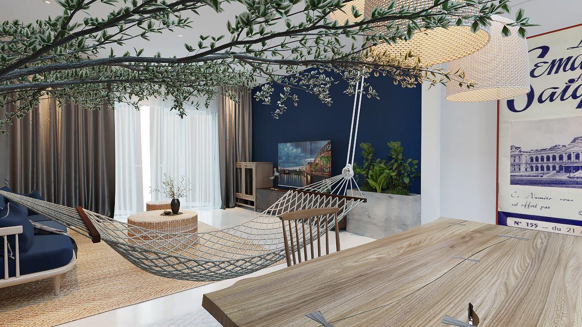 thiết kế thi công villa mini bình dương
