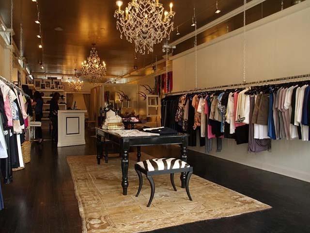 cách thiết kế shop quần áo nhỏ đẹp