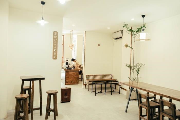 Cách trang trí quán cafe bình dân