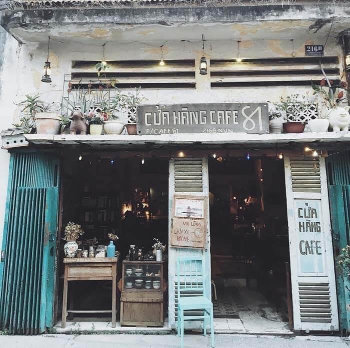 cafe cổ điển