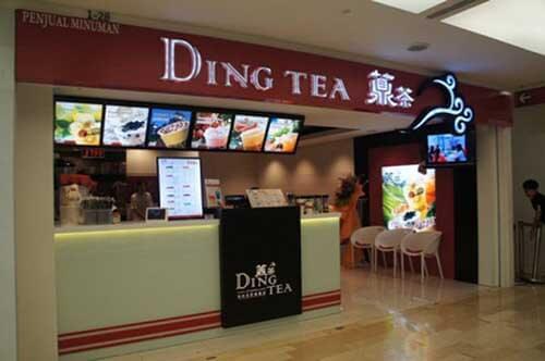 Đặt tên quán trà sữa tiếng Trung