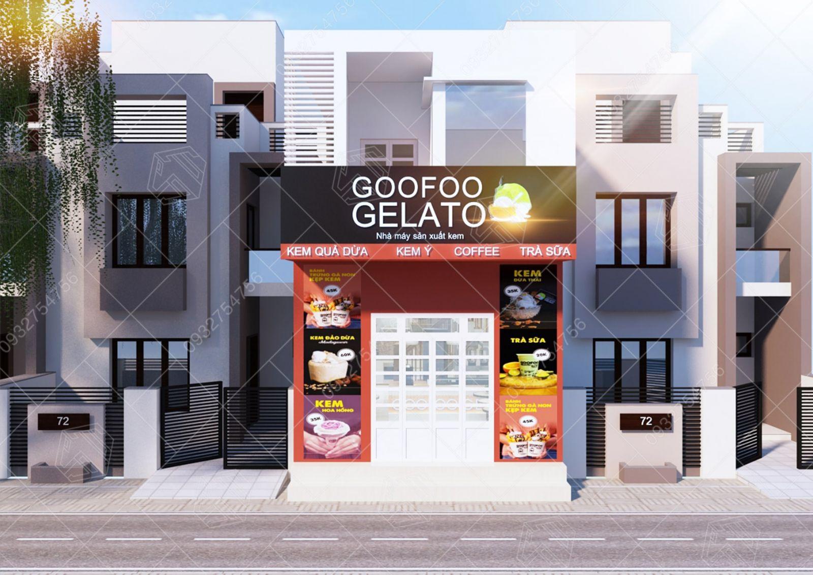 quán Goofoo Gelator huế