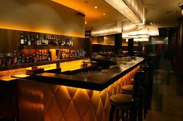 Nguyên liệu thiết kế quầy bar