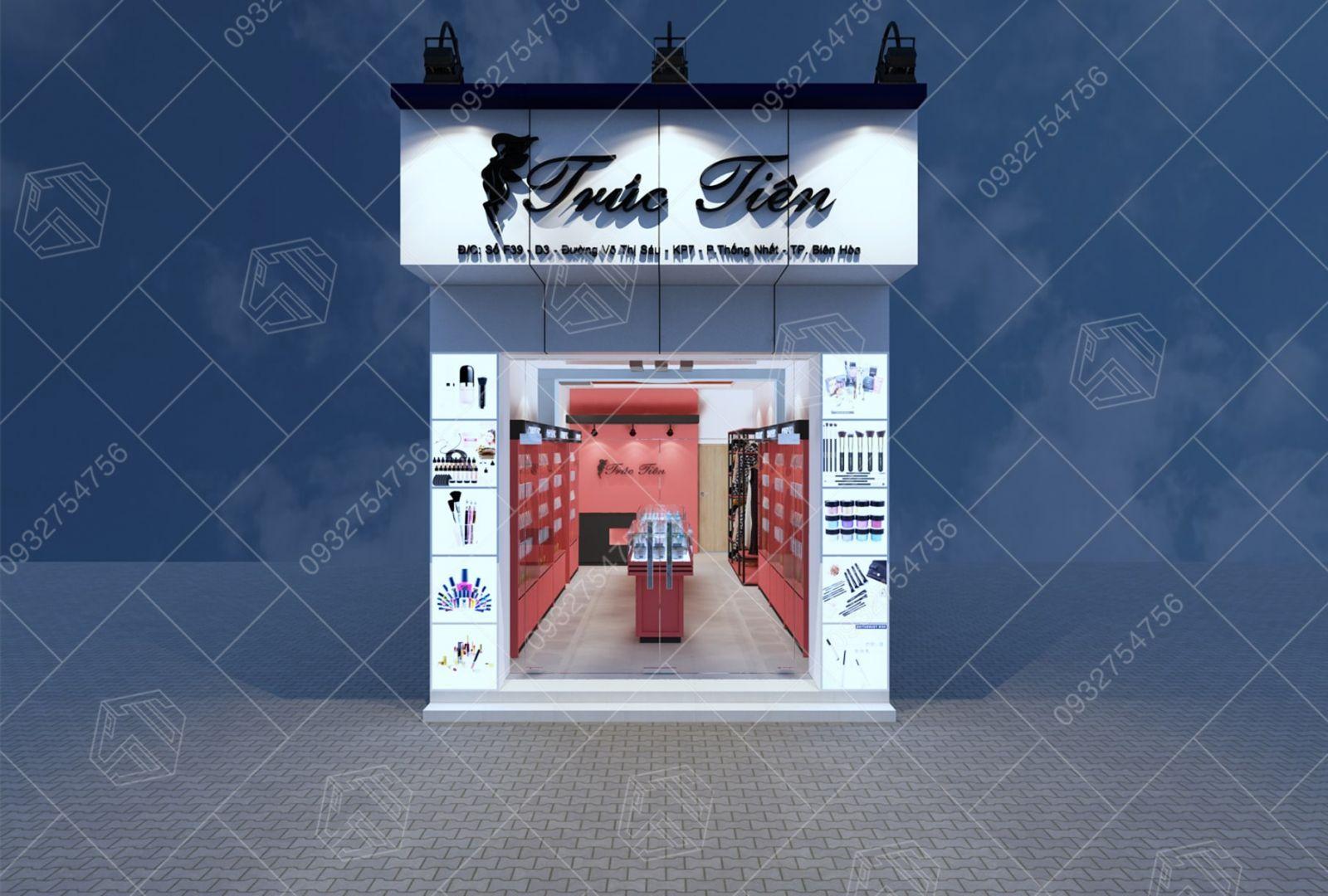 shop mỹ phẩm