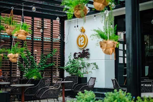 Mô hình quán cafe nhượng quyền thương hiệu