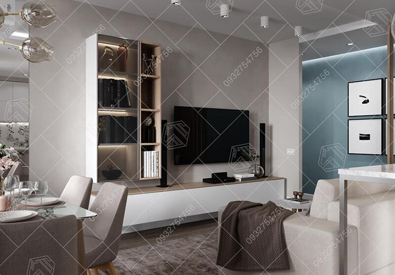 Thiết kế căn hộ nhà ở