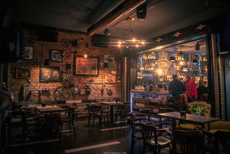 những quán cafe đẹp nhất thế giới