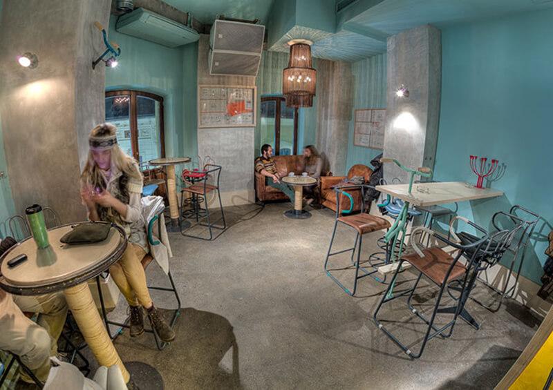 quán cafe đẹp nhất thế giới
