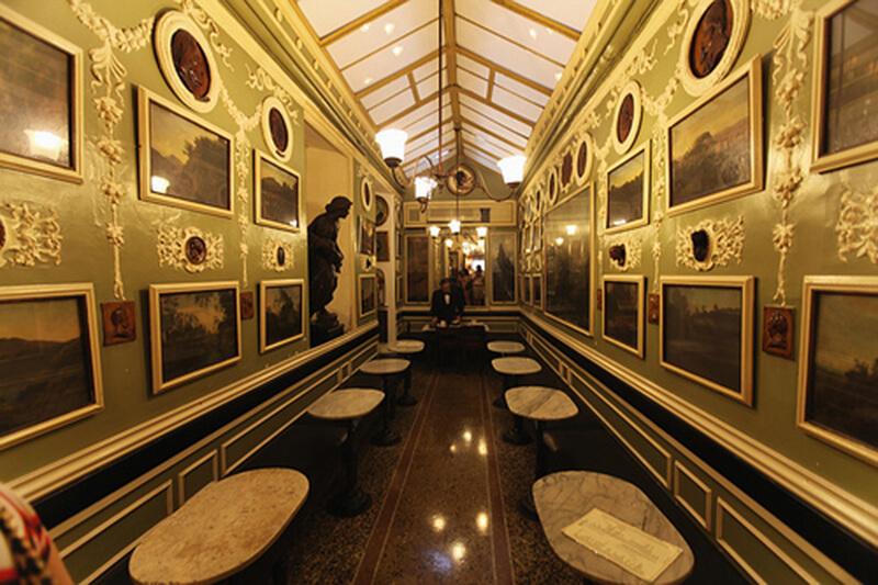 quán cafe đẹp trên thế giới
