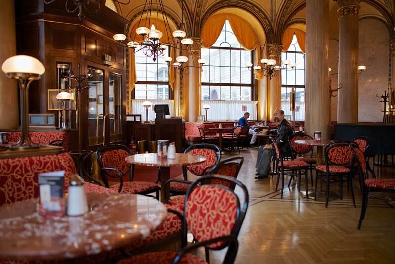 quán cafe đẹp thế giới