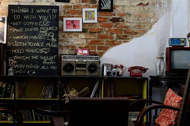 quán cà phê cổ điển quận 1
