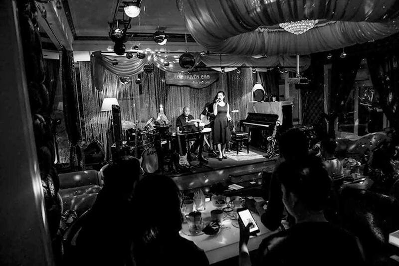 quán cafe acoustic ở Đà Lạt