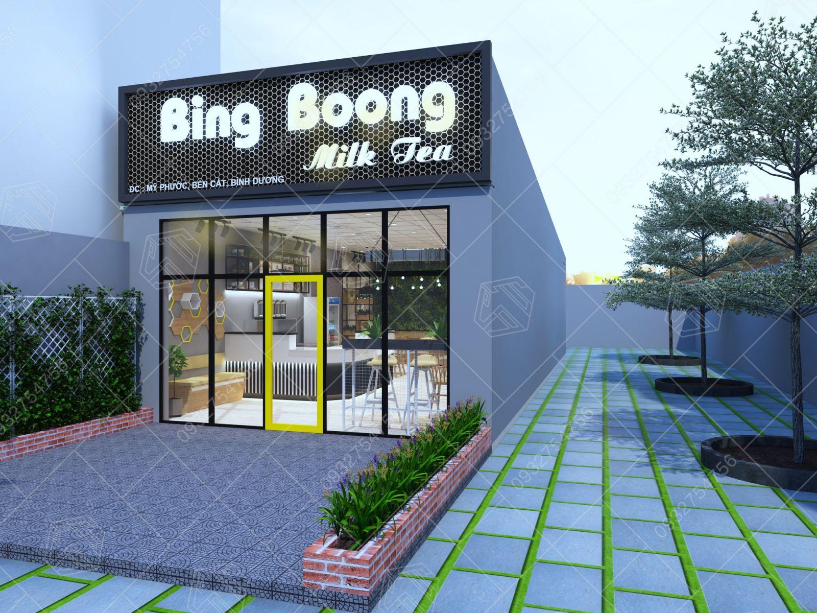 TRA SUA BINGBOONG quận 4