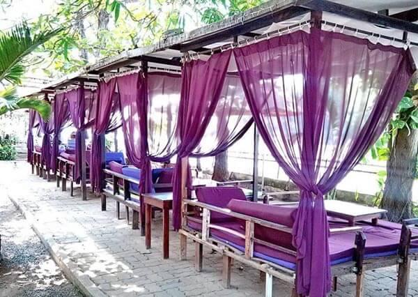 Relax Garden Coffee – Quán Cà Phê Ngủ Trưa Bờ Sông Sài Gòn