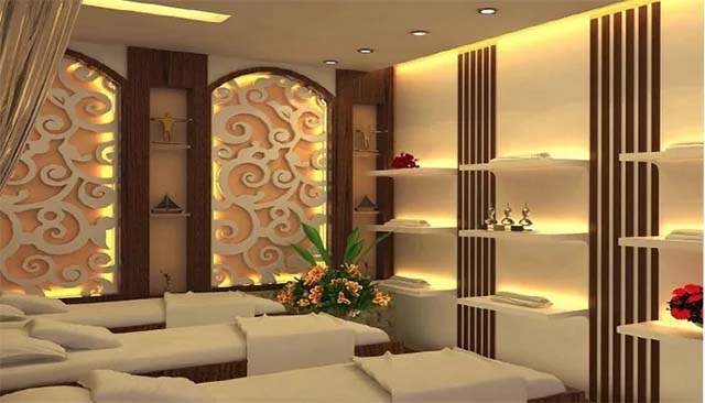 thiết kế day spa