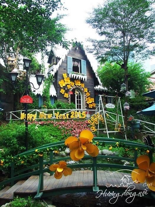 quán cafe view siêu chất tại Sài Gòn