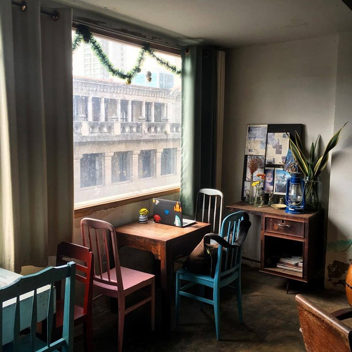 Các quán cà phê view siêu chất ở Sài Gòn cho tín đồ sống ảo