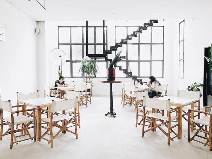 Quán cà phê view đẹp ở sài gòn dành cho tín đồ sống ảo
