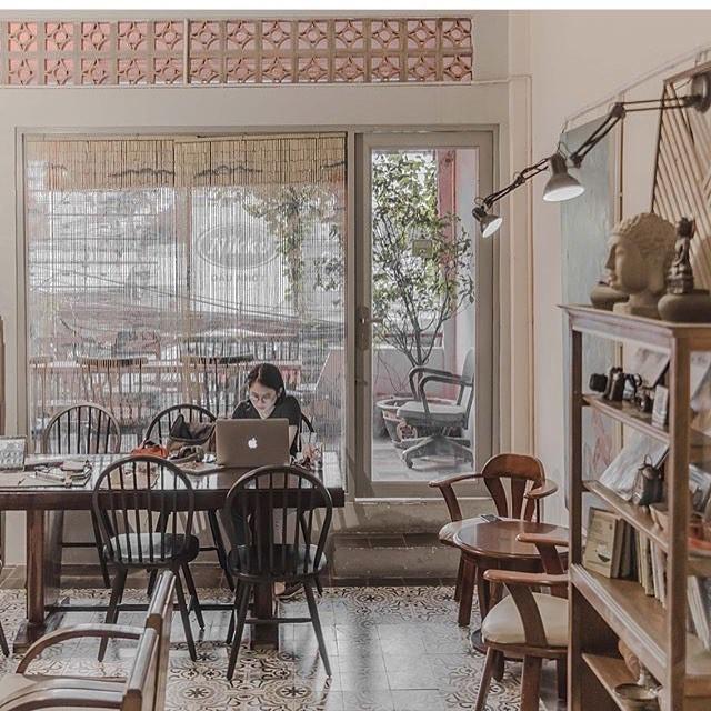 Điểm danh các quán cà phê đẹp nhất tại Sài Gòn
