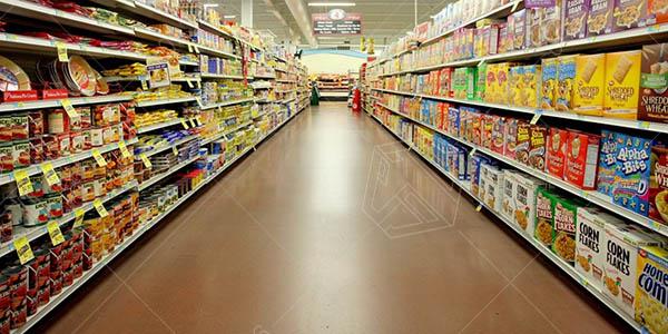 Chi phí thiết kế siêu thị mini