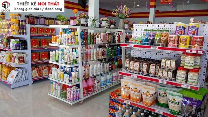 những mẫu siêu thị mini đẹp