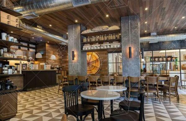 quán cafe phong cách châu âu ở sài gòn