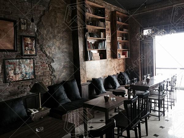 Quán cafe phong cách cổ điển
