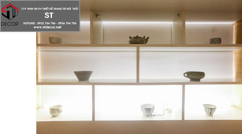 thiết kế quán cafe kiểu nhật