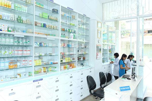 mẫu nhà thuốc GPP