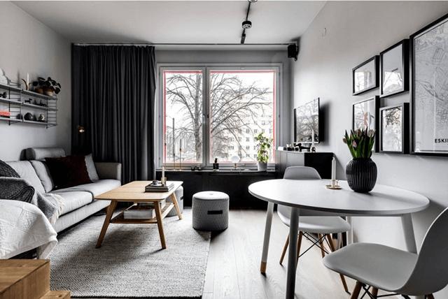 Phong cách thiết kế nhà đẹp 30m2 dành cho các cặp vợ chồng son